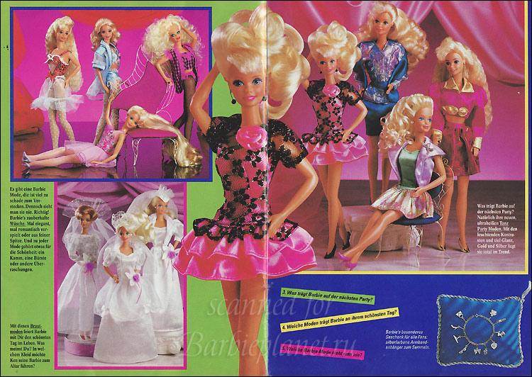 Фото одежда для Барби в каталоге