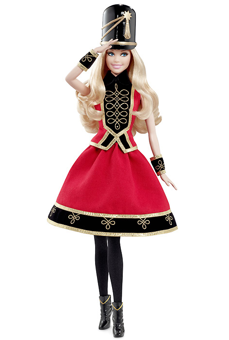 Новинка 2012: FAO Schwarz 150th Anniversary Barbie Doll