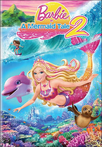 Barbie in a Mermaid Tale 2 (Барби Приключения Русалочки 2)