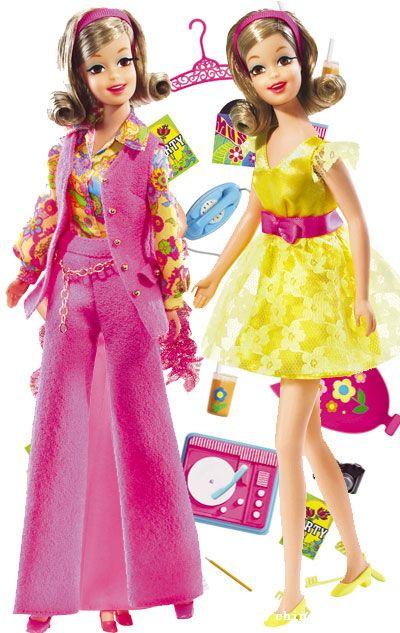 Фото коллекционной куклы Becky Бекки стиль мод