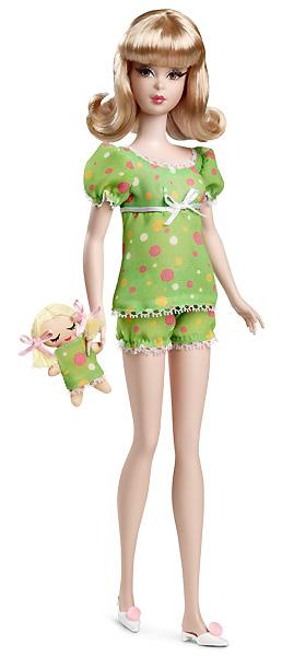 Коллекционная кукла Силкстоун Francie Nighty Brights