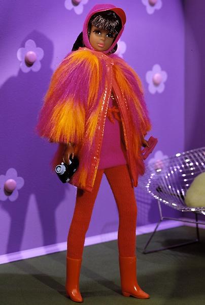 Коллекционная кукла Фрэнси репро Wild Bunch