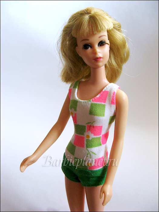 Винтажная кукла Фрэнси Francie