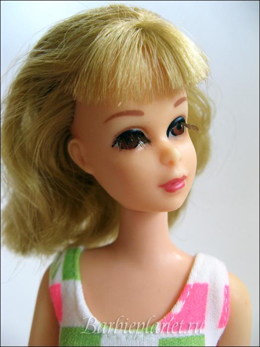 Винтажная кукла Фрэнси Francie кузина Барби