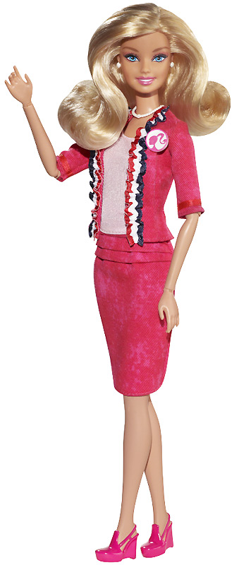 Барби в президенты! Barbie I Can Be… President B Party