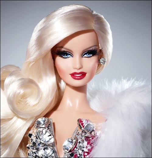 Новая дизайнерская Барби — The Blonds' Blond Diamond Barbie Doll