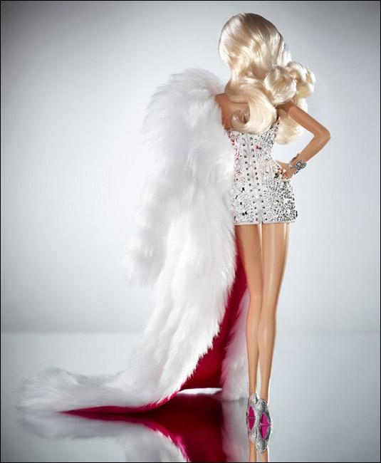 Коллекционная Барби от The Blonds - Blonde Diamond Barbie