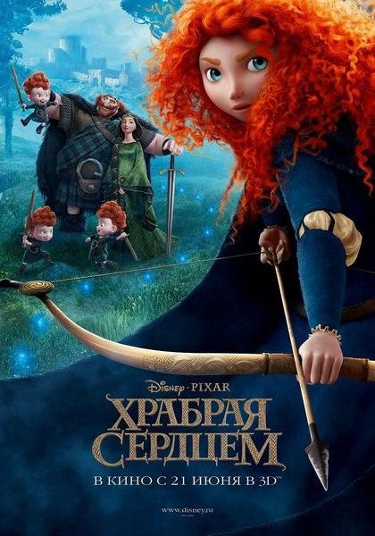 Храбрая Сердцем (Brave): Мерида стала куклой