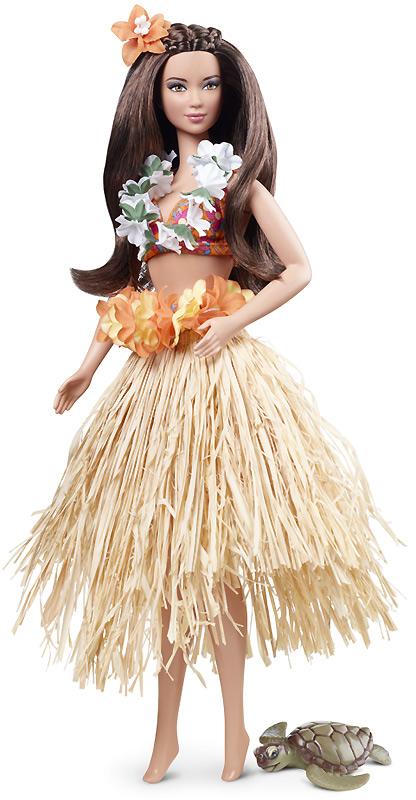 Новинки Барби — Куклы Мира: DOTW Hawaii и DOTW Brazil