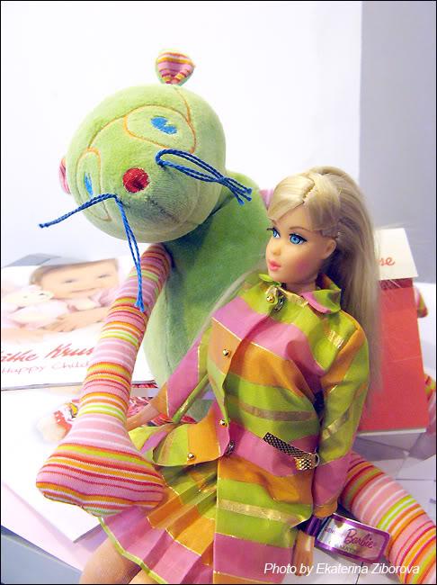Коллекционная Барби All That Jazz Barbie