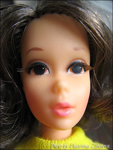 Винтажная кукла подруга Барби Mattel