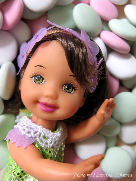 Подружка Барби кукла пупс