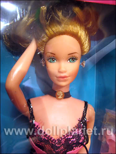 Кукла Барби Франция