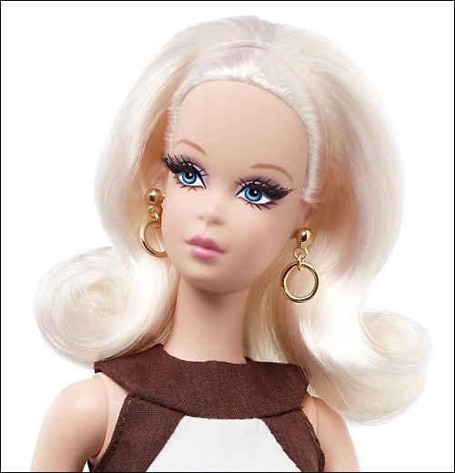 Коллекционная кукла Фрэнси подруга Барби Kitty Corner Francie 2012