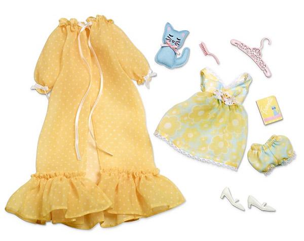 Коллекционная кукла от Маттел Фрэнси Francie одежда куклы
