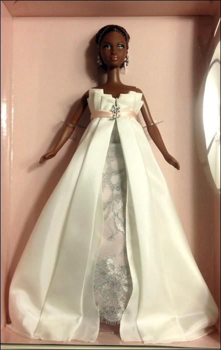 Коллекционная кукла Барби для конвенции Барби 2012 фото