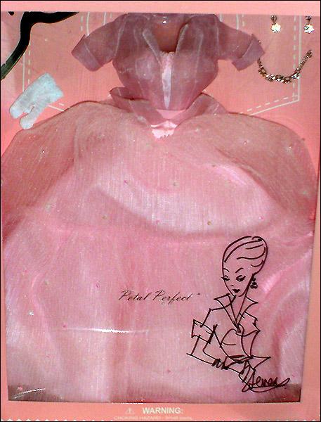 Одежда для Барби Petal Perfect