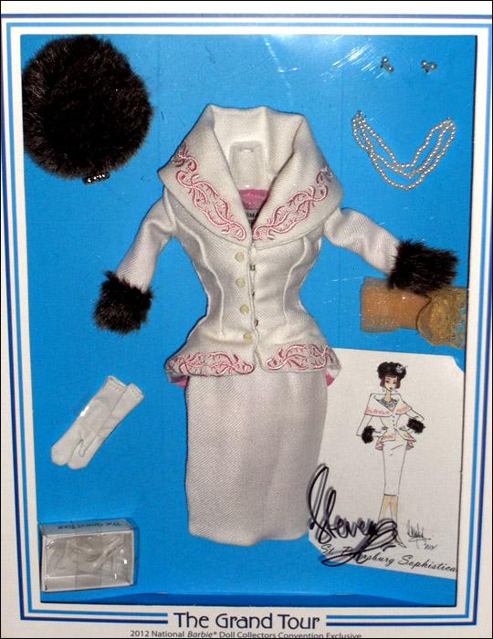 Одежда для Барби коллекционная