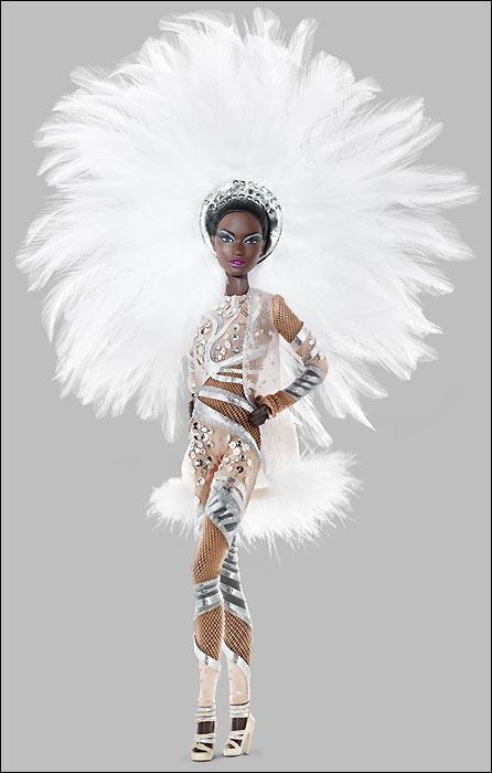 Дизайнерская новинка осени-2012 — Stephen Burrows Pazette Barbie