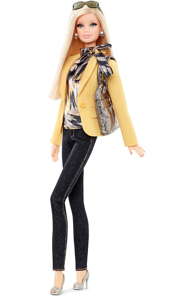 Кукол Барби одел Тим Ганн (Tim Gunn)