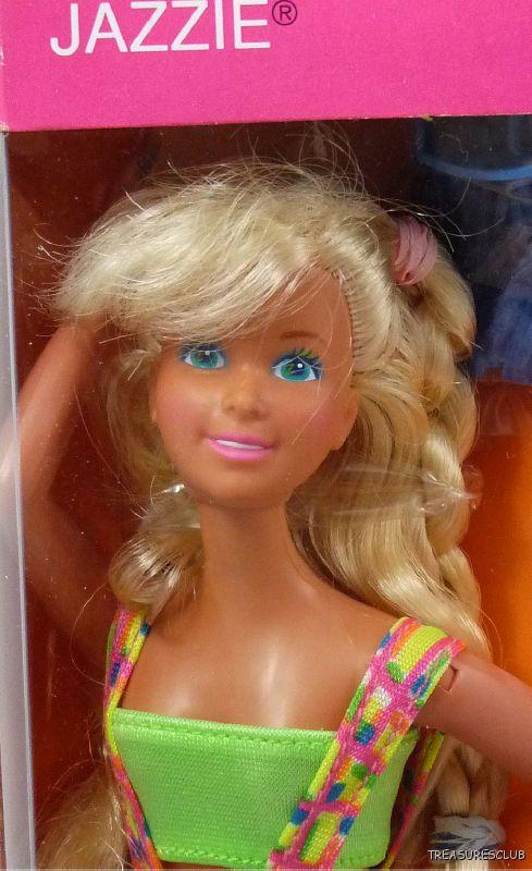 Кукла девяностых Mattel Jazzie Hawaiian Fun
