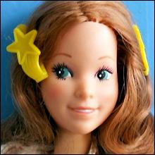 Винтажная кукла Келли Starr
