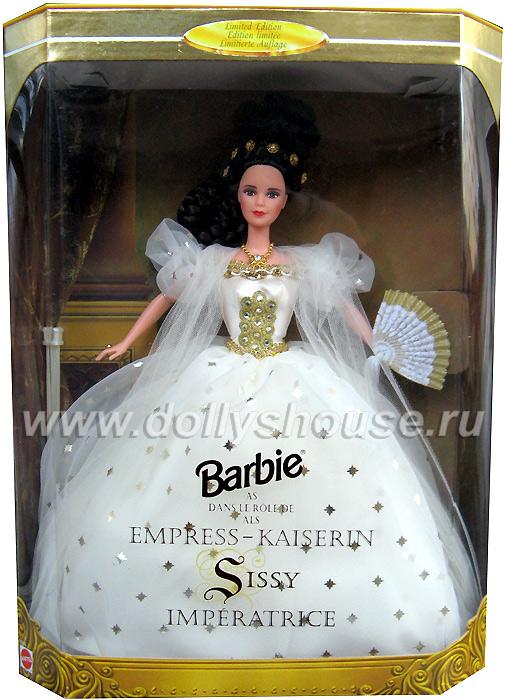 Коллекционная Барби Barbie as Empress-Kaiserin Sissy