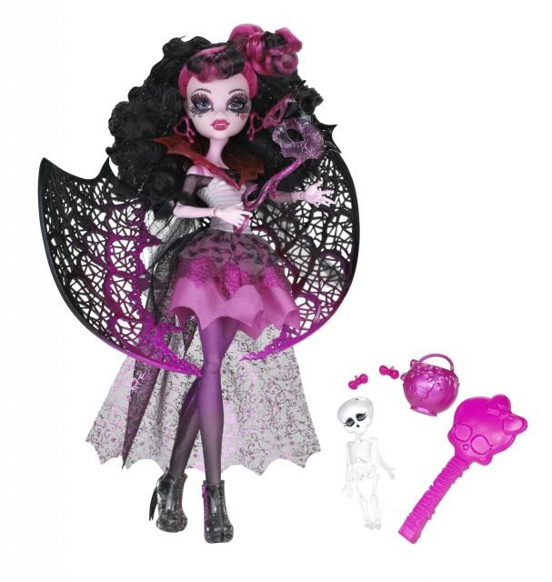 Кукла Школа Монстров Дракулаура