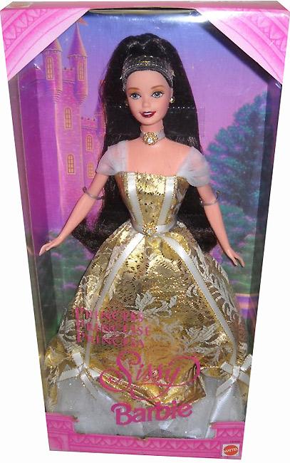 Кукла Принцесса Сисси