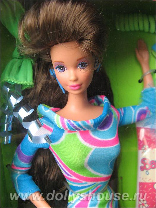 Кукла Ultra Hair Whitney брюнетка Барби волосы до пят