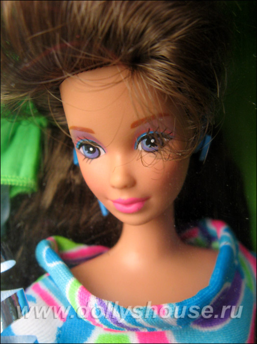 Кукла Ultra Hair Whitney: мечта 90-х
