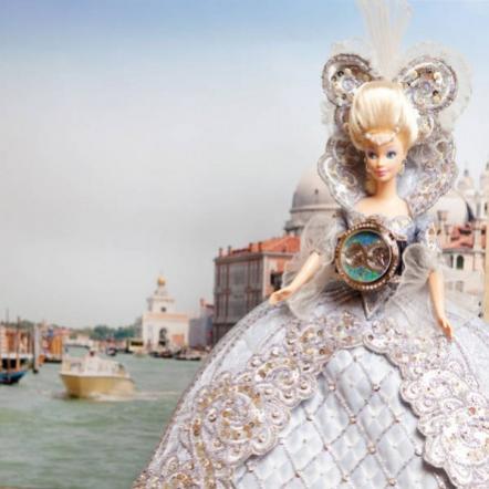 Коллекционная кукла Мадам Дю Барби и элитные часы