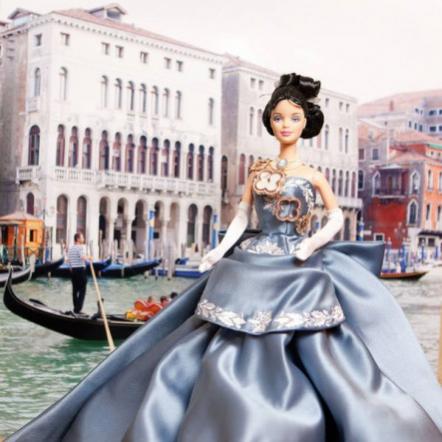 Коллекционная кукла Барби Веджвуд и элитные часы