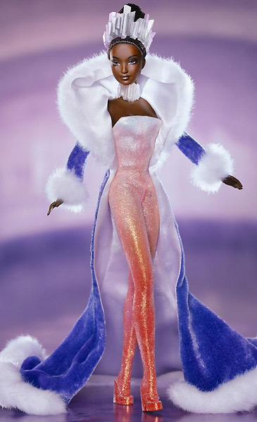 Кукла Барби к Олимпийским играм Лед и Пламя