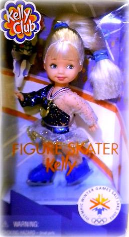 Кукла фигуристка Келли Олимпиада Солт Лейк Сити