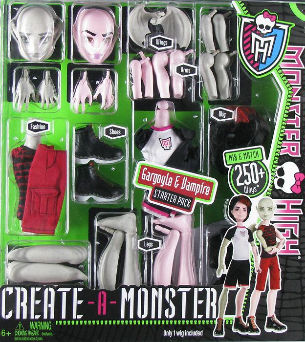 Набор сделай монстра Monster High