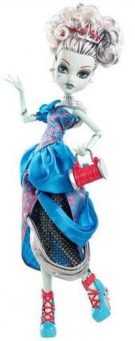 Коллекционная кукла Школа Монстров Золушка Френки