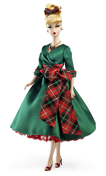 Yuletide Yummies Barbie готовится к Рождеству 2012