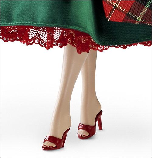Барби новинка 2012 коллекционная кукла Yuletide Yummies Barbie