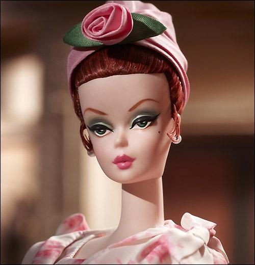 коллекционная кукла Барби Silkstone Barbie 2013 новинка - Luncheon Ensemble Barbie