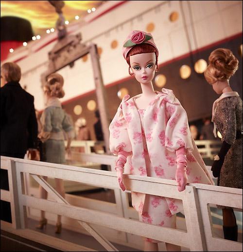 Новинка Барби 2013 Силкстоун Luncheon Enseble Barbie