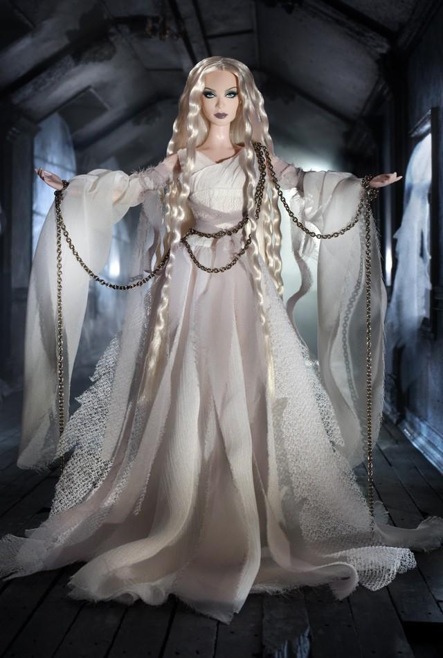 Барби-привидение Haunted Beauty Ghost Barbie: призрачная красота