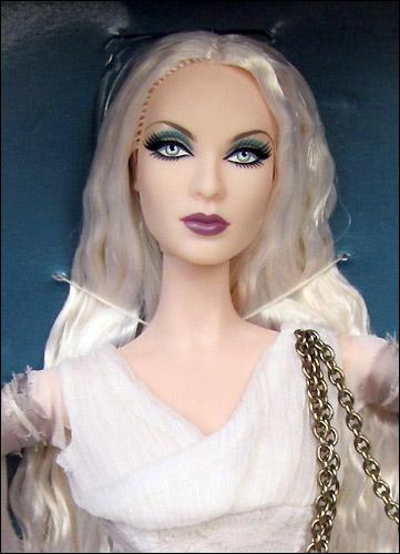 Коллекционная кукла Барби призрак на Хэллоуин Haunted Beauty Ghost Barbie