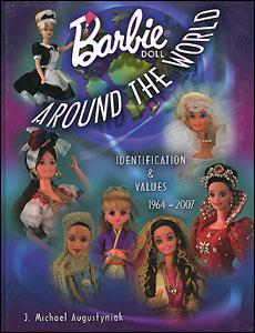 Книга о Барби, выпущенных за пределами США