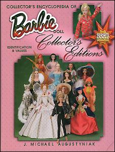 Энциклопедия коллекционных кукол Барби Майкл Агустиньяк