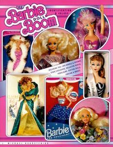 Книга о куклах Барби 90-х и 80-х годов