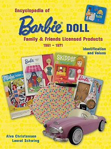 Энциклопедия товаров с символикой Барби и друзей