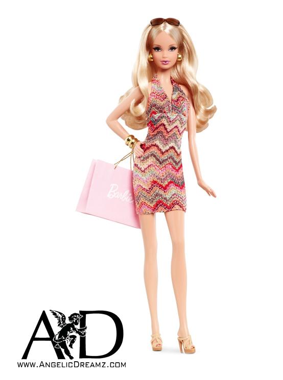 Новые куклы-2013 и их аксессуары. Коллекция The Barbie Look
