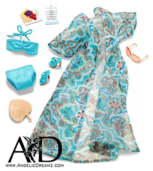 Аксессуары и одежда для коллекционных Барби