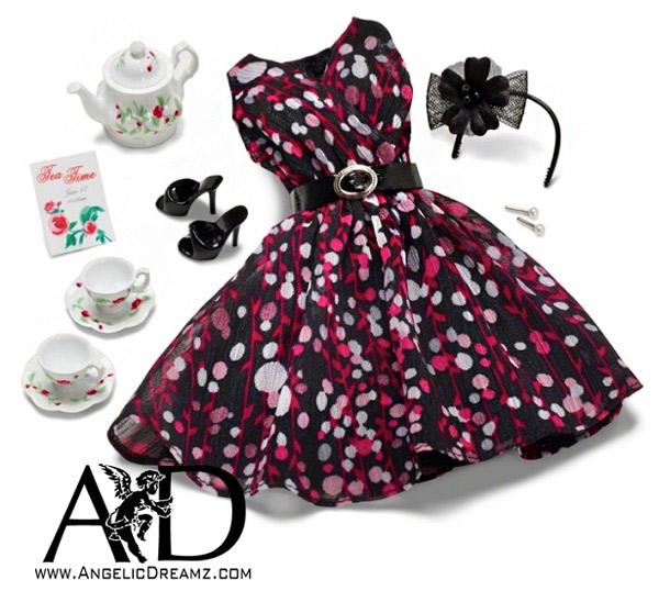 Аксессуары и одежда для Барби Barbie Look Tea Party
